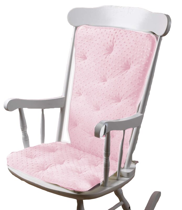 Delicieux Heavenly Soft Rocking Chair Cushion