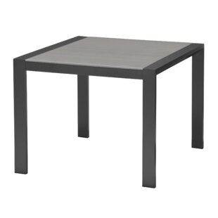 Duranite Aluminium Dining Table By Lesli Living