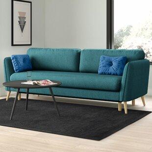 Mira 3 Seater Clic Clac Sofa Bed By Hykkon