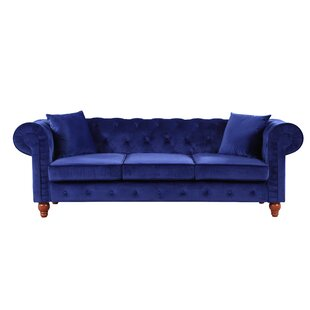 Sanders Chesterfield Sofa by Mercer41