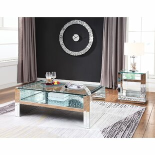 Abeyta End Table by Everly Quinn