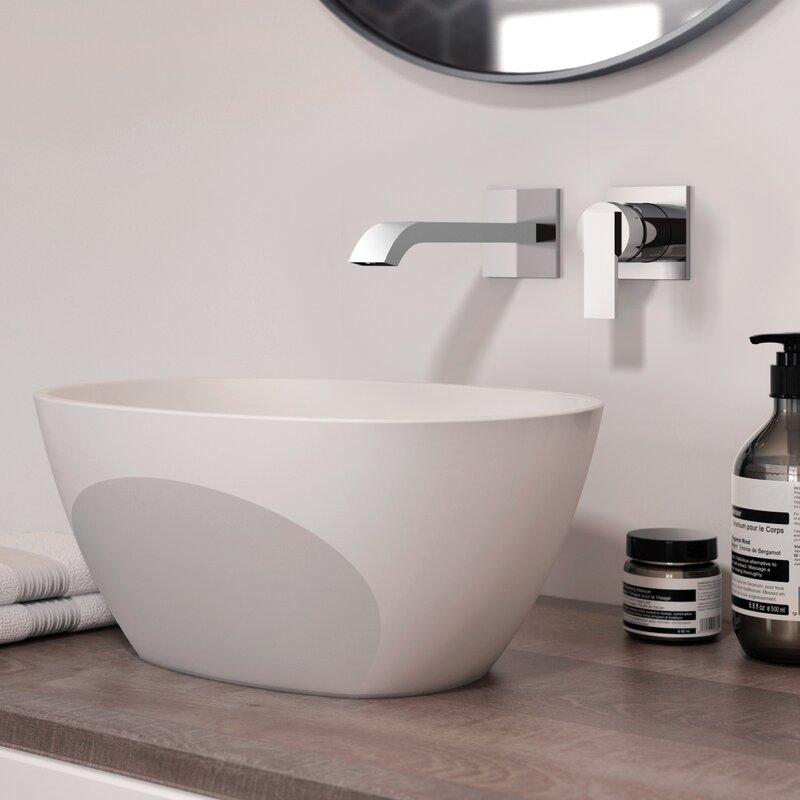 Jacuzzi®Mincio Wall Mounted Bathroom Faucet
