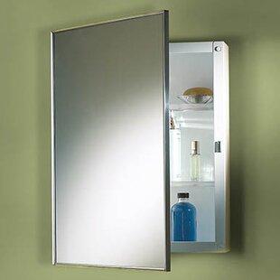 Best Reviews Styleline 14 x 20 Surface Mount Medicine Cabinet By Jensen
