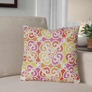 Alfredson Indoor/Outdoor Throw Pillow