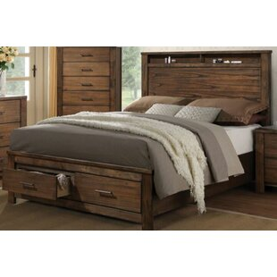 Parkwoods Storage Platform Bed