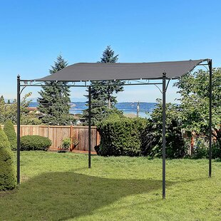 Milanna 2.97m X 2.97m Steel Pop-Up Gazebo By Sol 72 Outdoor