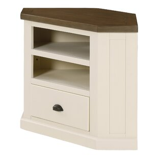Seymour Corner TV Stand For TVs Up To 32