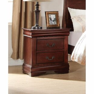 Hunnicutt 2  Drawer Nightstand