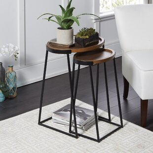 Wym 2 Piece Nesting Tables