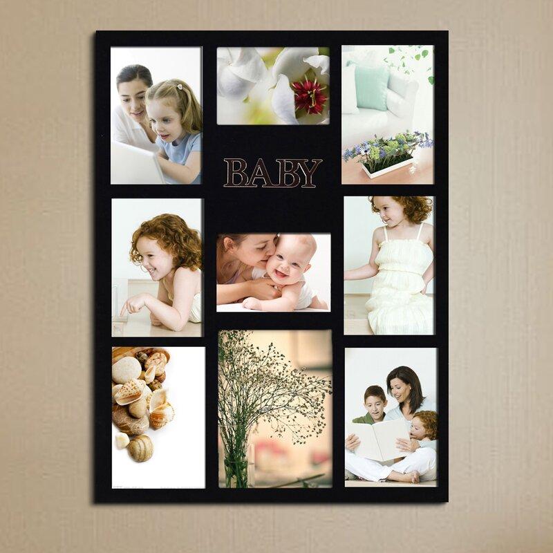 Adecotrading 9 Opening Decorative Baby