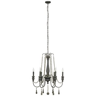 Elissa 6-Light Chandelier ..