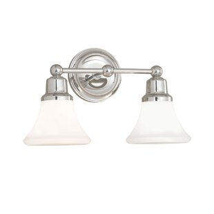 Find Deandre 2-Light Vanity Light By Charlton Home