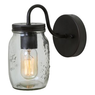 Searching for 1-Light LED Armed Sconce By LNC Home