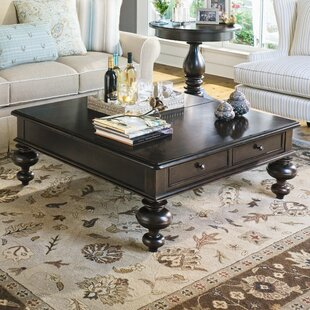 Affordable Price Blosser Coffee Table with Storage by Darby Home Co Reviews (2019) & Buyer's Guide