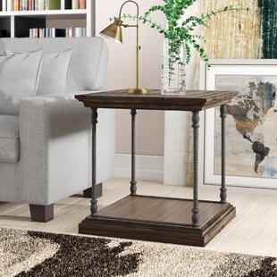 Mabie End Table by Trent A..