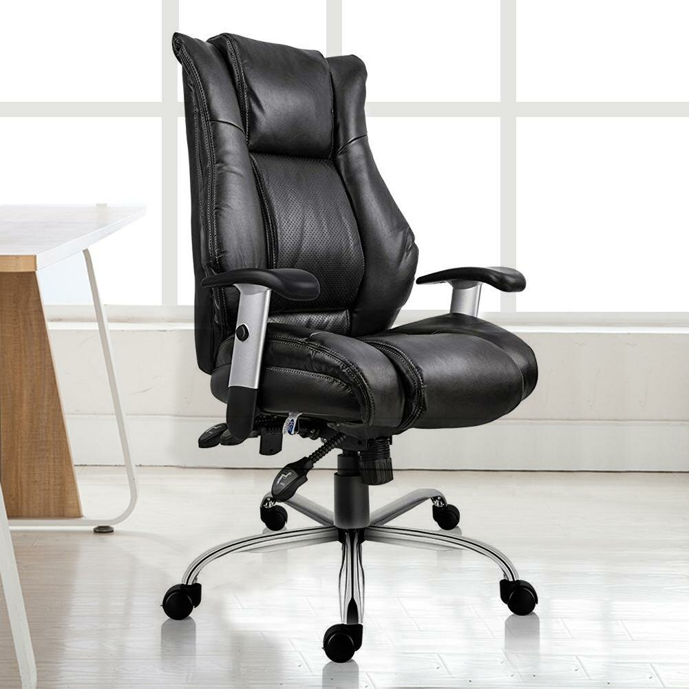 Latitude Run Almida Ergonomic Executive Chair Reviews Wayfair