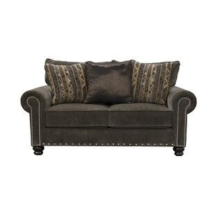 Belhaven Loveseat by Canora Grey Wonderful
