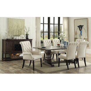 Caswell Dining Table by One Allium Way
