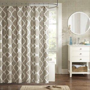 Winard Microfiber Shower Curtain