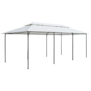 6m X 3m Steel Party Tent By Freeport Park
