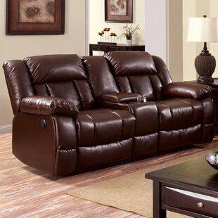 Genriche Reclining Loveseat by Hokku Designs Today Sale Only
