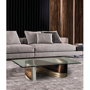 Gilmore Meandering Coffee Table by Nova of C..
