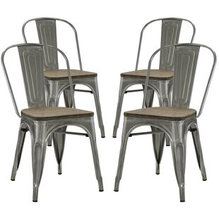 Williston Forge Ashlyn Dining Chair (Set of 4)