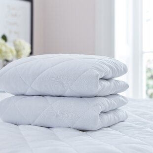 Soft As Silk Pillow Protector (Set Of 2) By Silentnight