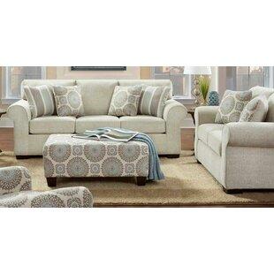 Nannie 3 Piece Living Room Set by Red Barrel Studio