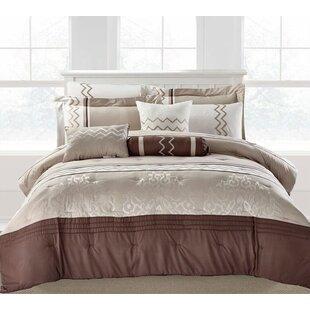 Darby Home Co Bonifácio 9 Piece Comforter Set