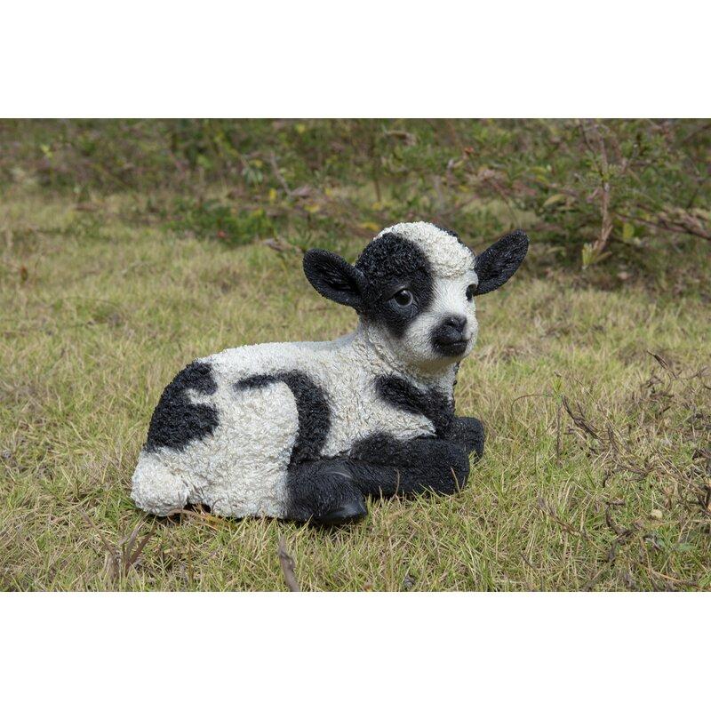 Hi Line Gift Ltd Baby Lamb Lying Down Wayfair