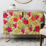 83 Bon Heur Credenza by East Urban Home