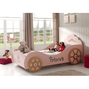 Carriage European Single Car Bed By Just Kids
