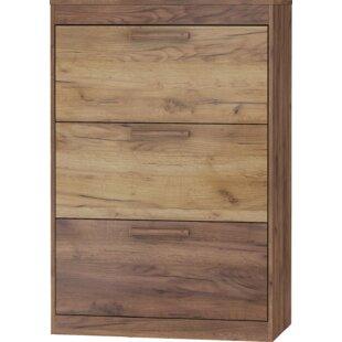 Deals Frey 16 Pair Shoe Storage Cabinet