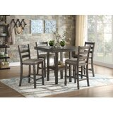 Darya Counter Height Dining Table by Gracie Oaks