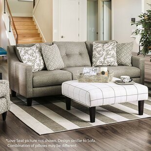 Great Price Hemlock Loveseat by Darby Home Co Reviews (2019) & Buyer's Guide