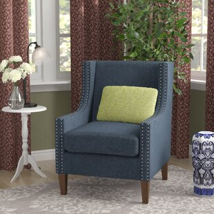Westhoughton Armchair by Alcott Hill