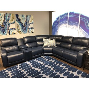 Shop Fandango Reversible Reclining Sectional by Southern Motion