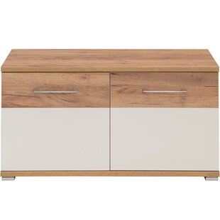 Howard Wood Storage Bench By Metro Lane