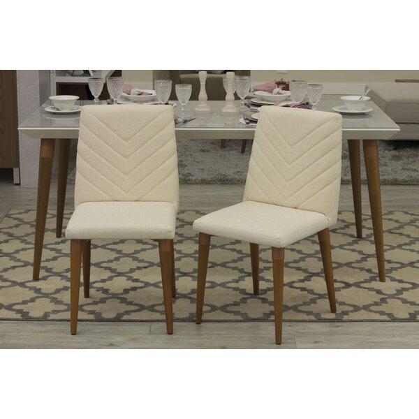 George Oliver Lemington Upholstered Dining Chair Wayfair
