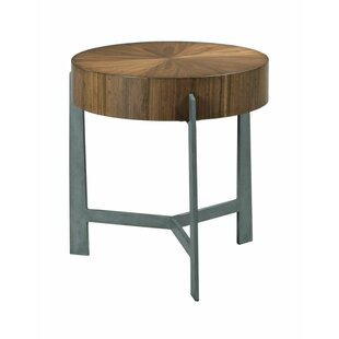 Synergy Framing End Table by Hammary