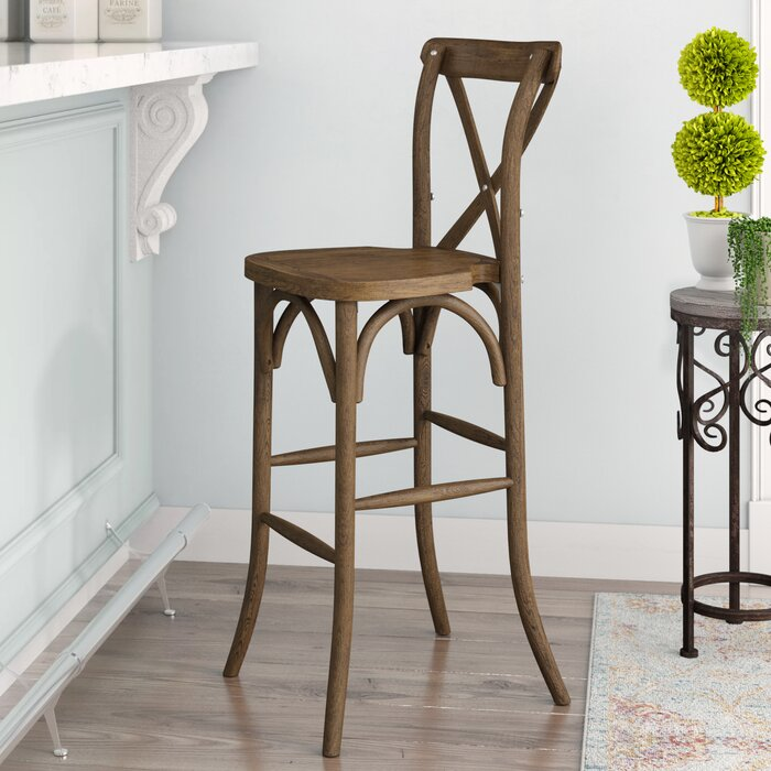 Awesome Louie 30 Bar Stool Ibusinesslaw Wood Chair Design Ideas Ibusinesslaworg