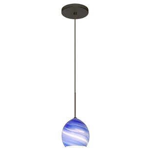 Sprite 1-Light Cone Pendant by Besa Lighting
