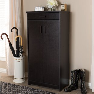 Ebern Designs Shoe Storage Cabinet