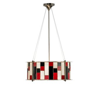 Meyda Tiffany Utopia Synchronic 3-Light Pendant