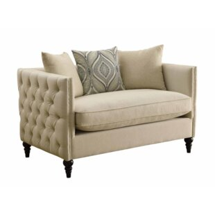 Alfhild Loveseat By One Allium Way
