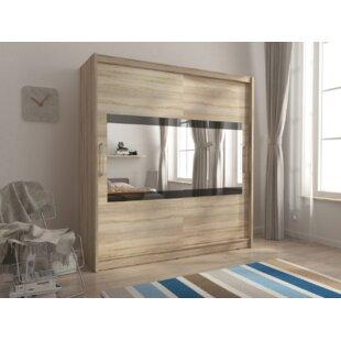 Maggio IV 2 Door Sliding Wardrobe By Selsey Living