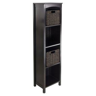 Great Price Martinsville Standard Bookcase by Charlton Home