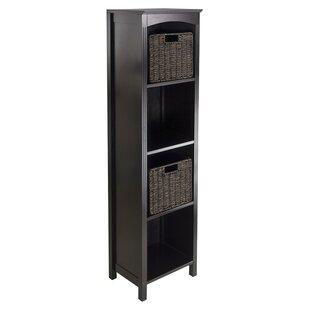 Buy luxury Martinsville Standard Bookcase ByCharlton Home
