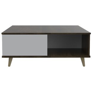 Swaim Coffee Table with Storage by Brayden Studio